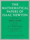 The Mathematical Papers of Isaac Newton: Volume 5, 1683 1684 - Isaac Newton