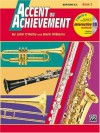 Accent on Achievement Book 2: Baritone B.c. - John O'Reilly, Mark Williams