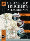 AA Close Up Truckers Atlas Britain A3 (Road Atlas) (AA Atlases and Maps) - Automobile Association of Great Britain, A.A. Publishing