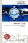 Daemon Tools - Lambert M. Surhone, VDM Publishing, Susan F. Marseken