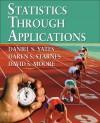 Statistics Through Applications - Daren S. Starnes, David Moore, Dan Yates, Dan Yates