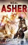 Jupiter War - Neal Asher