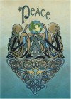 Peace on Earth - Celtic art holiday cards (Cards) - Jen Delyth