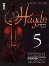 Joseph Haydn: String Quartet No. 5 in D Major, Opus 76: Violin [With CD (Audio)] - Joseph Haydn