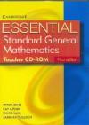 Essential Standard General Maths First Edition Teacher Cd (Essential Mathematics) - Peter Jones, David Main, Sue Avery, Kay Lipson, Barbara Tulloch
