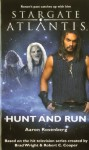 Stargate Atlantis #13: Hunt and Run - Aaron Rosenberg