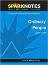 Ordinary People (SparkNotes Literature Guide Series) - Judith Guest