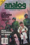 Analog Science Fiction/Science Fact May, 1989 - Stanley Schmidt