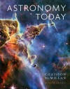 Astronomy Today [with MasteringAstronomy] - Eric Chaisson, Steve McMillan