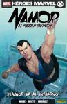 Namor el Primer Mutante: ¡Namor va al infierno! (Namor el Primer Mutante, #2) - Stuart Moore, Ariel Olivetti