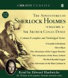 The Adventures of Sherlock Holmes, Volume 3 - Edward Hardwicke, Arthur Conan Doyle