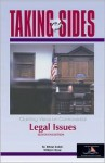 Legal Issues: Clashing Views on Controversial Legal Issues - M. Ethan Katsh, William Rose