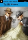 The ABC Murders Book/CD Rom For Pack (Penguin Active Reading) - Agatha Christie