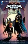 Batman and Robin, Vol. 3: Death of the Family - Peter J. Tomasi, Patrick Gleason