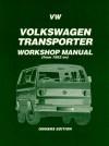 VW Volkswagen Transporter WSM 82+ - Brooklands Books Ltd