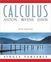 Calculus Single Variable - Howard Anton, Irl C. Bivens, Stephen Davis