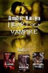 Heart of a Vampire (Book Bundle, Books 1-3) - Amber Kallyn