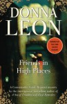 Friends in High Places (Commissario Brunetti #9) - Donna Leon