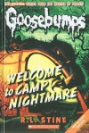 Welcome To Camp Nightmare (Classic Goosebumps, #14) - R.L. Stine