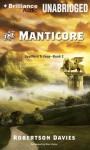 The Manticore - Robertson Davies, Marc Vietor
