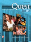 Quest Listening and Speaking, 2nd Edition - Intro Level (Low Intermediate) - Student Book w/ Audio Highlights - Laurie Blass, Pamela Hartmann