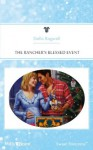 Mills & Boon : The Rancher's Blessed Event (Twins on the Doorstep) - Stella Bagwell
