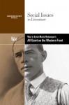 War in Erich Maria Remarque's All Quiet on the Western Front - Noah Berlatsky
