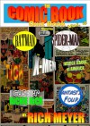 Comic Book Quiz Book Volume 4 - Rich Meyer