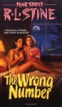The Wrong Number (Fear Street Superchillers) - R.L. Stine