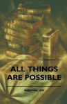All Things Are Possible - Lev Shestov