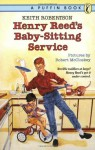 Henry Reed's Babysitting Service - Keith Robertson, Robert McCloskey