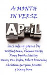 April, A Month In Verse - Wilfred Owen, John Bannister Tabb, Christina Georgina Rossetti