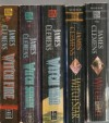 James Clemens' The Banned and The Banished Saga, Books 1-5 - James Clemens