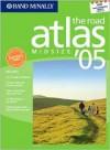 Road Atlas '05 Midsize: United States, Canada & Mexico (Rand Mcnally Road Atlas Mid Size) - Rand McNally