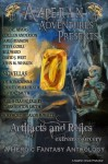 Azieran Adventures Presents Artifacts and Relics: Extreme Sorcery - David C. Smith, James Beamon, Joe Bonadonna, Bill Ward, Steve Goble, John M. Whalen, Colleen Anderson, David J. West Fred C. Adams