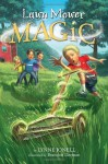 Lawn Mower Magic (A Stepping Stone Book(TM)) - Lynne Jonell, Brandon Dorman