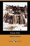 Koryak Texts - Waldemar Bogoras