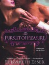 The Pursuit of Pleasure (Dartmouth Brides #1) - Elizabeth Essex
