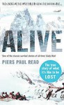 Alive: The True Story of the Andes Survivors - Piers Paul Read
