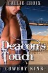 Deacon's Touch - Callie Croix