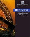 Business: Its Legal, Ethical, and Global Environment - Marianne M. Jennings