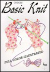 Basic Knit (Full Color Illustrated) - Ondori