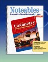 Geometry: Concepts and Applications: Interactive Study Notebook with Foldables - Dinah Zike, Douglas Fisher