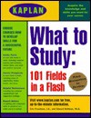 What To Study: 101 Fields In A Flash - Eric Freedman