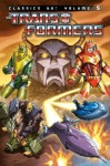 Transformers Classics UK Volume 5 - Simon Furman, Ian Rimmer, Richard Starkings, Jeff Anderson, Geoff Senior, Dan Reed, Bryan Hitch, Lee Sullivan, Robin Smith