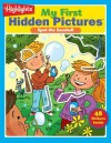 Spot the Seashell (Hightlights My First Hidden Pictures) - Inc. Highlights for Children
