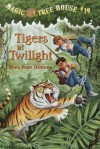 Tigers at Twilight - Mary Pope Osborne, Sal Murdocca
