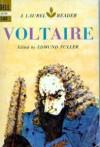 Voltaire A Reader - Edmund Fuller, Voltaire