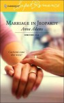 Marriage in Jeopardy - Anna Adams