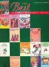 The Best in Christmas Sheet Music: Piano/Vocal/Chords - Carol Cuellar, Alfred A. Knopf Publishing Company
